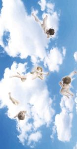 фотопечать ангелы