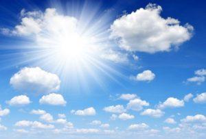 небо фотопечать